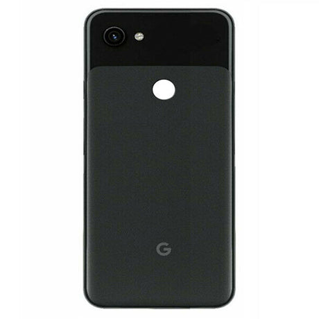 Google Pixel 3a XL Replacement Back Battery Cover - Black