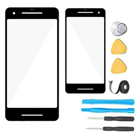 Google Pixel 2 Glass Screen Replacement part plus tools