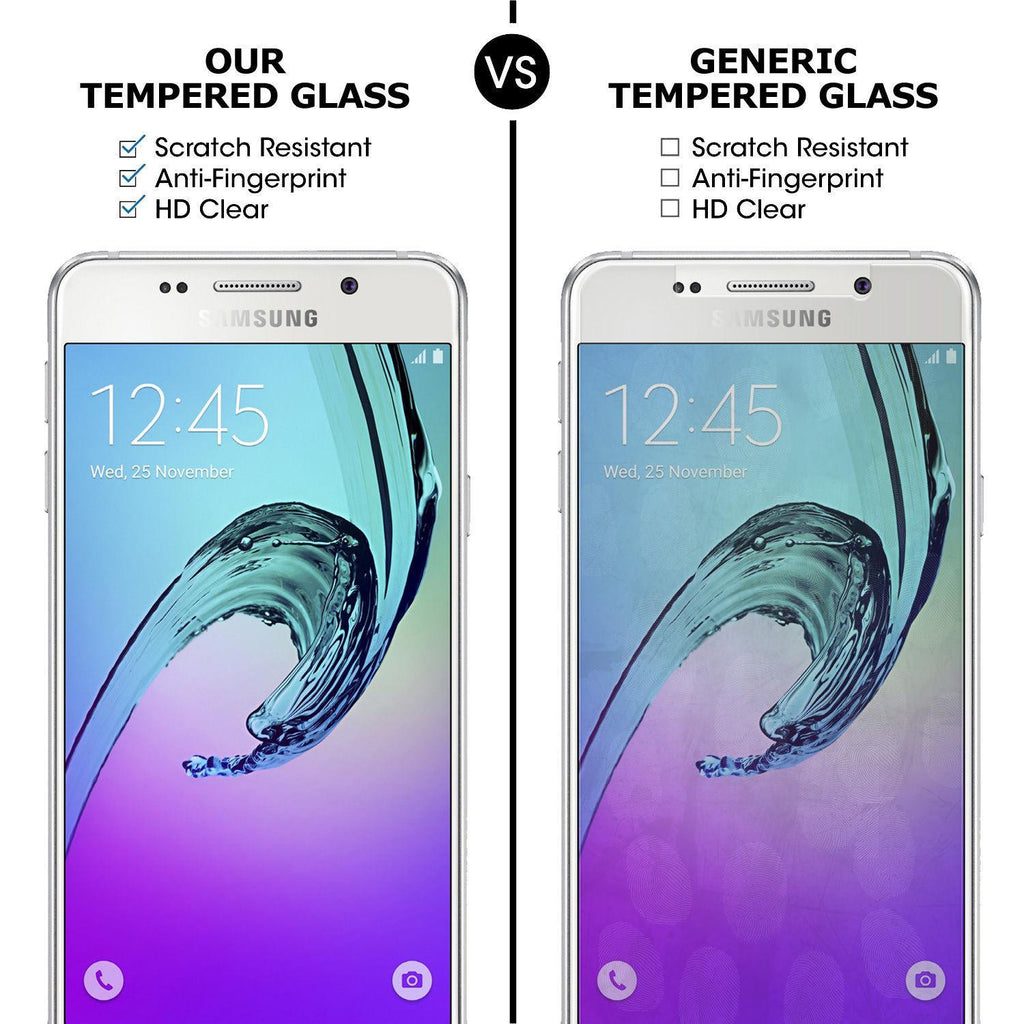 Premium Samsung Grand 2 Tempered Glass Screen Protector
