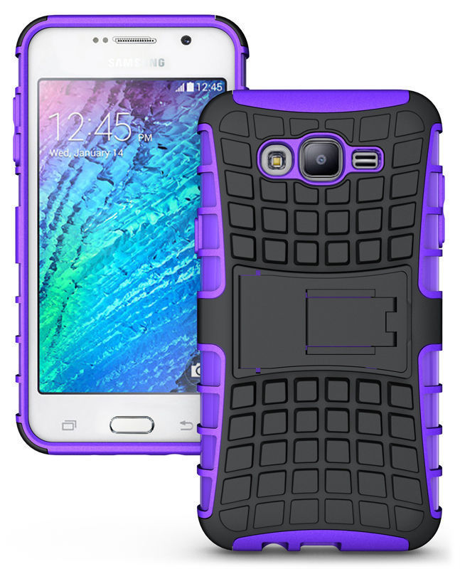 Rugged Armor Protective Hard Case Cover - LG Optimus G Pro E980