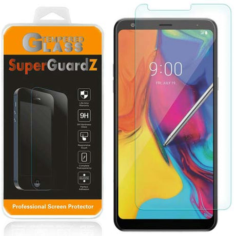 Premium LG Stylo 5 Tempered Glass Screen Protector
