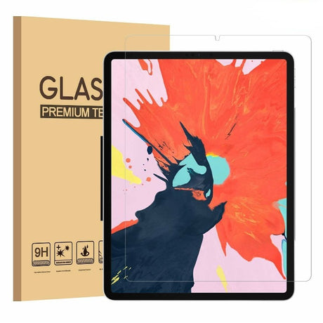 "Premium Tempered Glass Screen Protector for iPad Pro 12.9"" 2nd Gen"