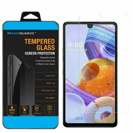 Premium LG Stylo 6 Tempered Glass Screen Protector
