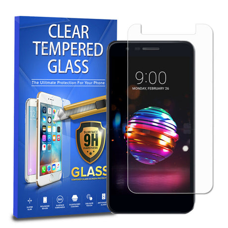 LG K30 Tempered Glass Screen Protector