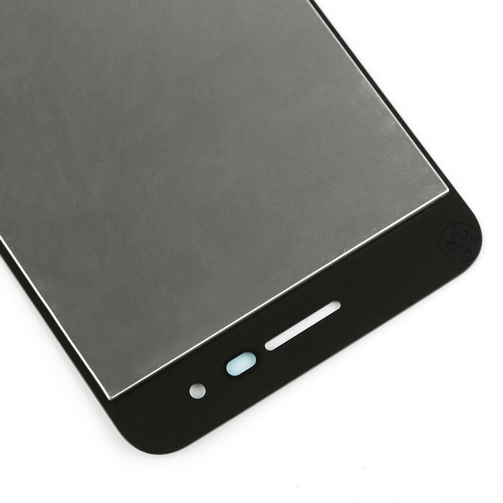 LG Aristo 3 Glass Screen Replacement LCD Digitizer Premium Repair Kit X220 - Black