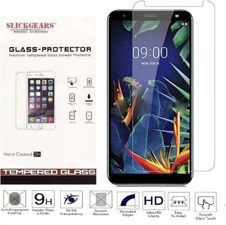 LG K12 Plus Tempered Glass Screen Protector