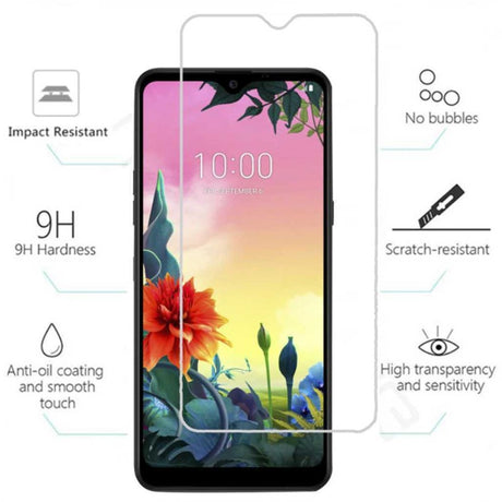 LG K50s Tempered Glass Screen Protector