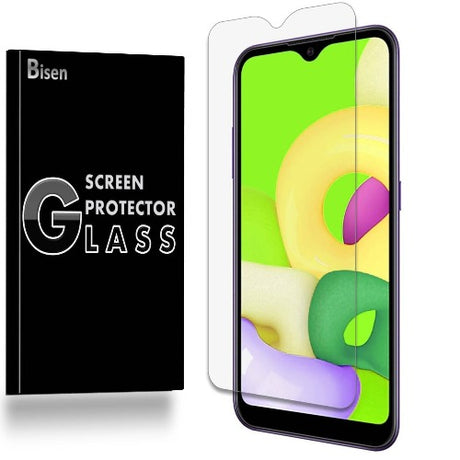 Samsung Galaxy A20s Tempered Glass Screen Protector