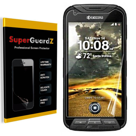 Kyocera Duraforce Pro Tempered Glass Screen Protector