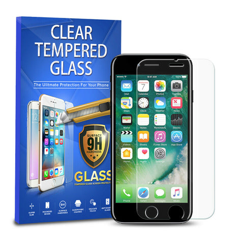 Premium Tempered Screen Protector iPhone 8 Plus