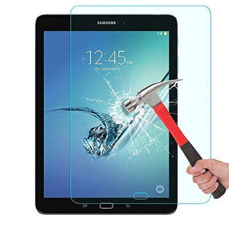 "Premium Samsung Galaxy Tab S2 (9.7"") Tempered Glass Screen Protector"