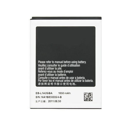 Samsung Galaxy S2 Battery Replacement 1650mAh