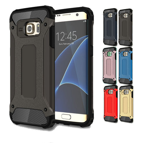 Rugged Armor Protective Hard Case Cover - Galaxy Note 8