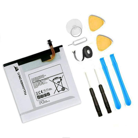 Samsung Galaxy Tab E 8.0 Battery Replacement Premium Repair Kit + Tools T377