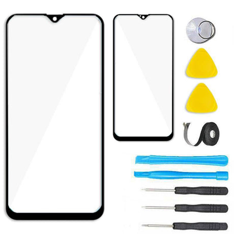 Samsung Galaxy A10e Glass Screen Replacement Premium Repair Kit SM-A102U SM-A102UZ SM-A102E  SM-A102U1 SM-S102D SM-102F/DS