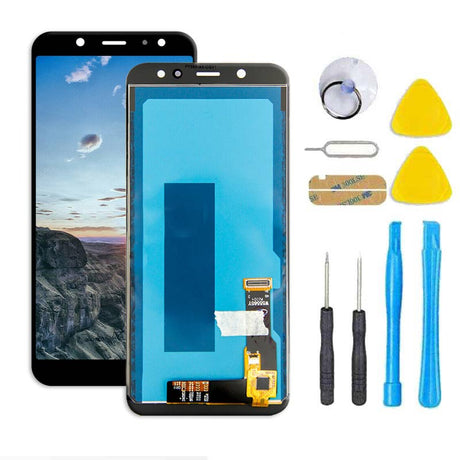 Samsung Galaxy A6 Screen Replacement LCD Digitizer Premium Repair Kit SM-A600