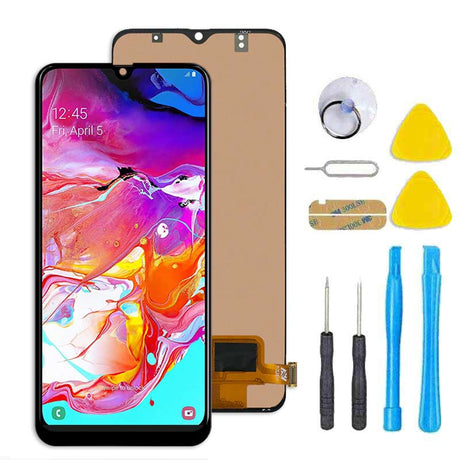 Samsung Galaxy A70 Screen Replacement LCD Digitizer Premium Repair Kit-SM-A705