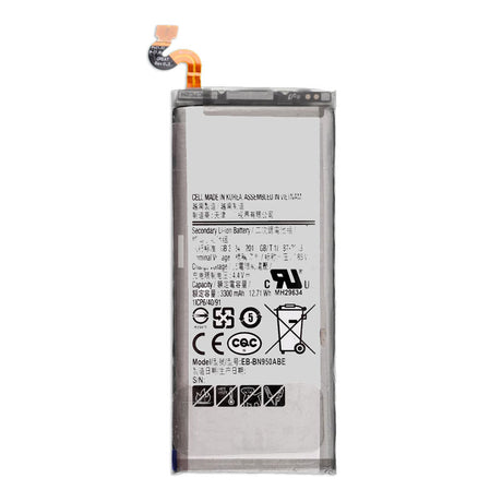 Samsung Galaxy Note 8 Premium Battery Replacement