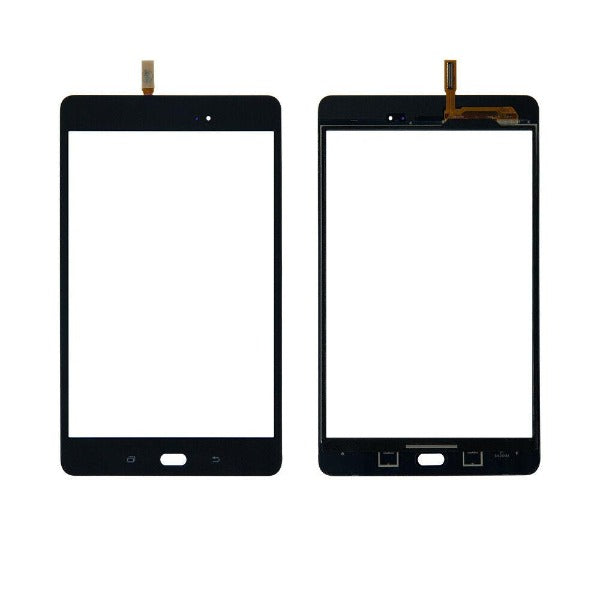 Samsung Galaxy Tab A 8.0 Screen Replacement Glass + Touch Digitizer Replacement Repair Kit T350 SM-T350 T357 T355 - Black White Gray