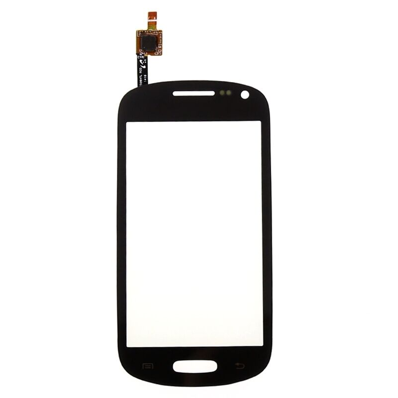 Samsung Galaxy Exhibit Glass Screen Replacement + Touch Digitizer Replacement Premium Repair Kit SGH-T599V T599 T599N - Black or White