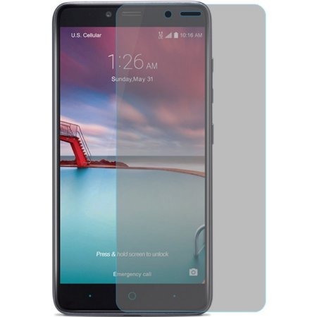 ZTE ZMAX Pro Tempered Glass Screen Protector