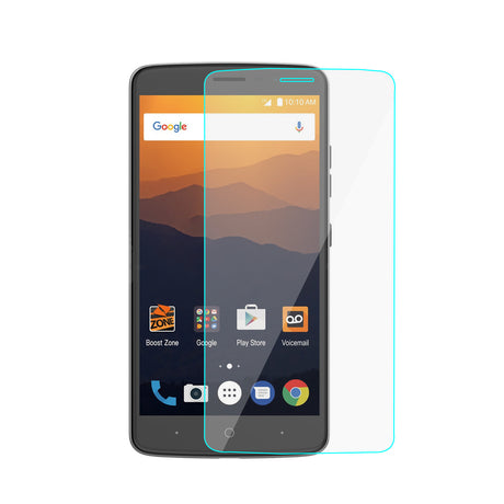 ZTE MAX Boost Mobile N9520 Tempered Glass Screen Protector
