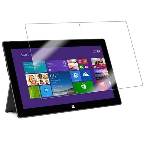Premium Tempered Glass Screen Protector for Microsoft Surface 2 RT 10.6""