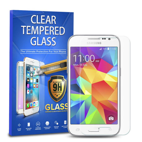 Premium Samsung Galaxy Core Prime Tempered Glass Screen Protector - PhoneRemedies