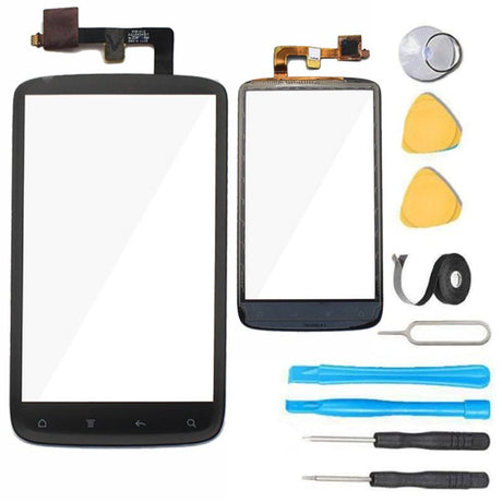 HTC Vivid 4G Glass Screen Replacement parts plus tools