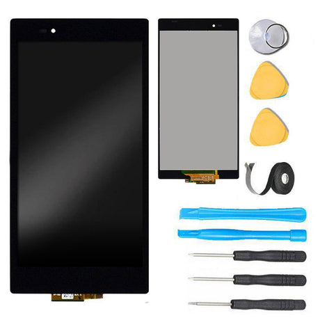 Sony Xperia Z Ultra Screen Replacement LCD parts and tools