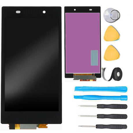 Sony Xperia Z1 Screen Replacement LCD parts plis tools