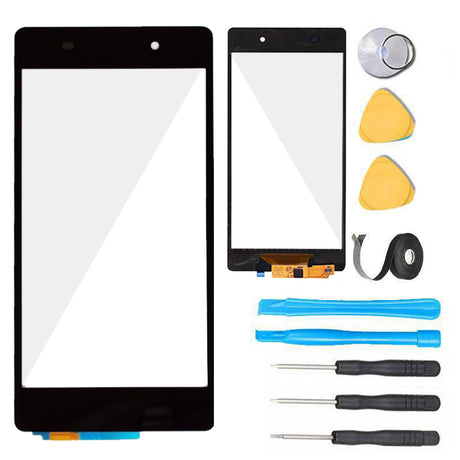 Sony Xperia Z2 Glass Screen Replacement parts and tools