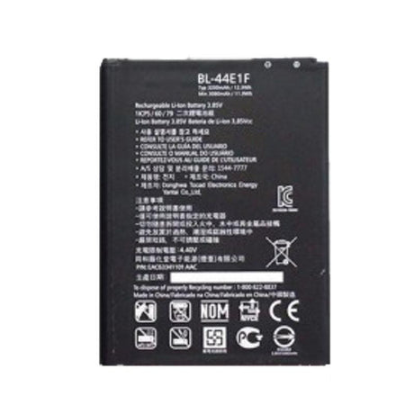 LG Stylo 3 Plus Battery Replacement