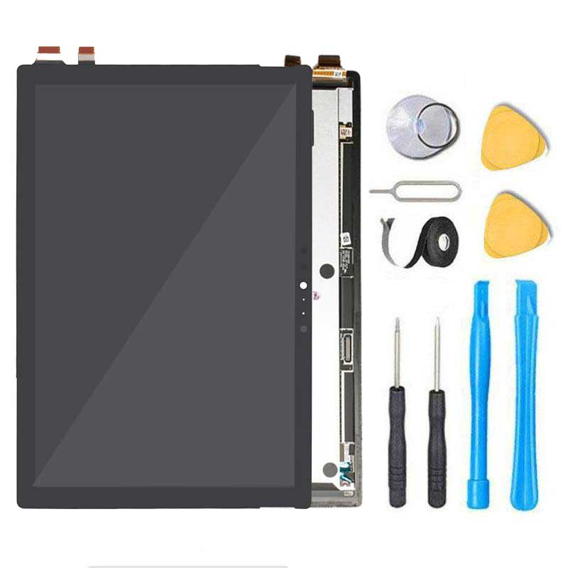 Microsoft Surface Pro 6 Screen Replacement LCD Digitizer Premium Repair Kit 1796 1809