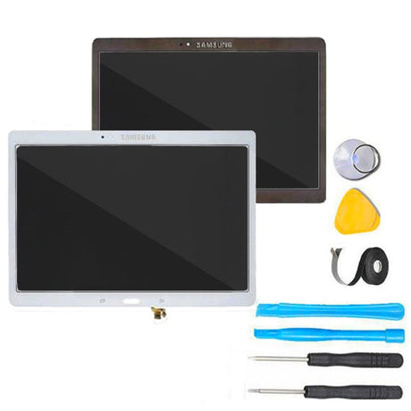 "Samsung Galaxy Tab S 10.5"" Screen Replacement LCD parts plus tools"