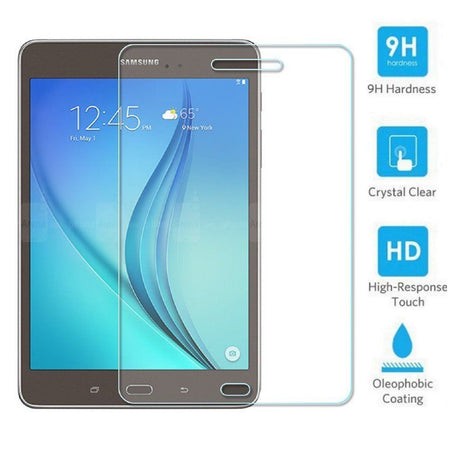 "Premium Samsung Galaxy Tab A (8.0"") Tempered Glass Screen Protector"