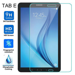"Premium Samsung Galaxy Tab E (8.0"") Tempered Glass Screen Protector"