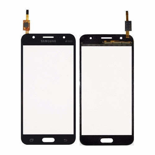 Samsung Galaxy J5 Glass Screen Replacement + Touch Digitizer Premium Repair Kit J500- Black, White, Gold