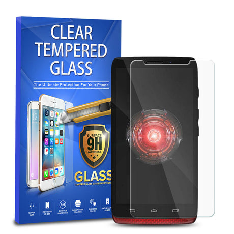 Motorola Droid Ultra and Droid Maxx Tempered Glass Screen Protector