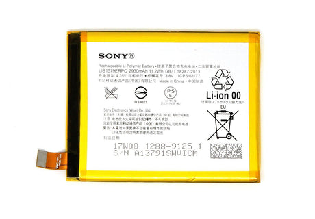 Sony Xperia Z3+ Replacement Battery 2930 mAh -E6553