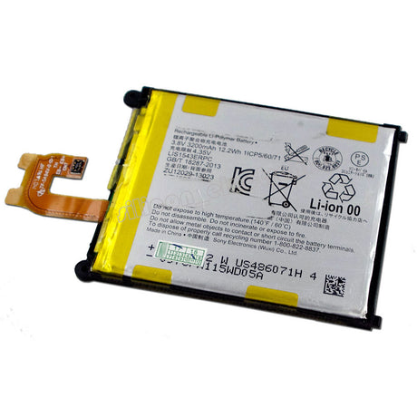 Sony Xperia Z3v Replacement Battery Z3 V 3200 mAh - D6708