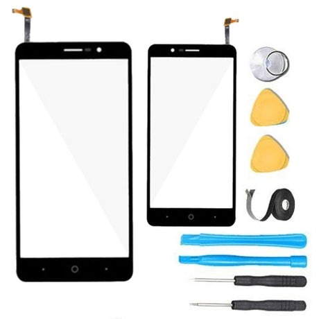ZTE ZMAX Pro 2 Glass Screen Replacement parts plus tools