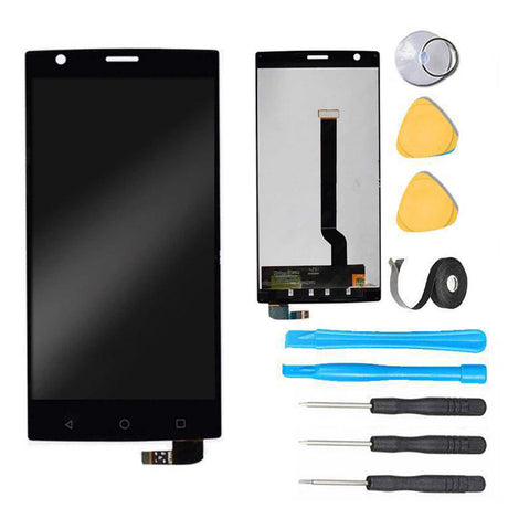 ZTE ZMAX 2 Screen Replacement LCD + Digitizer Assembly Premium Repair Kit Z958 - Black