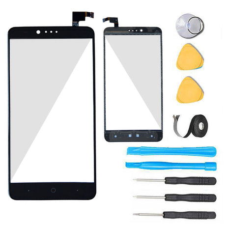 ZMAX Pro Glass Screen Replacement parts plus tools