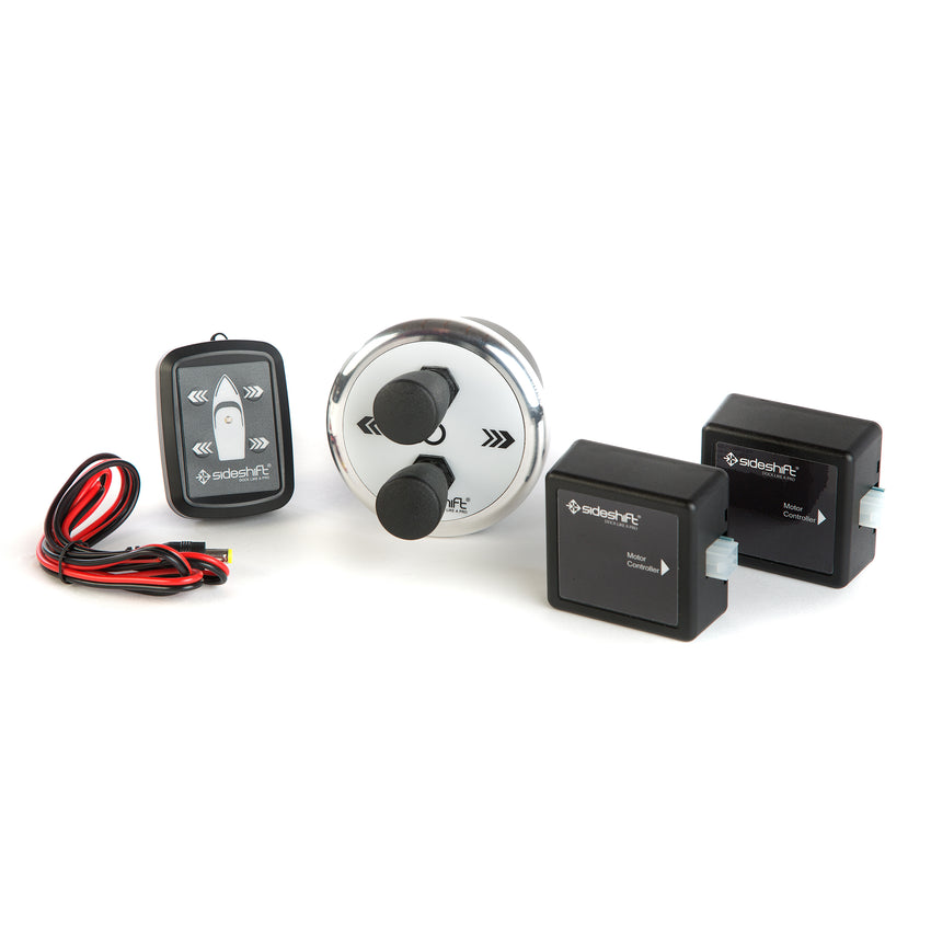 Dual Joystick Upgrade Kit  for Fixed Mount Thrusters