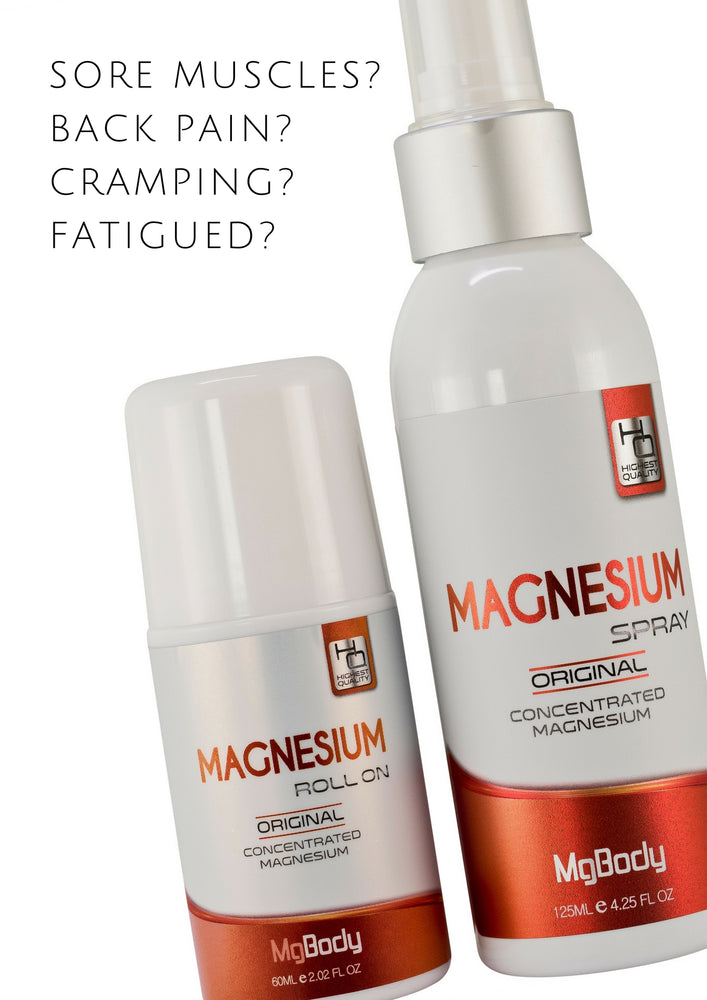 MgBody Magnesium products