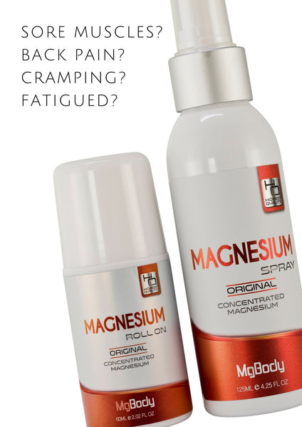 About MgBody Magnesium products