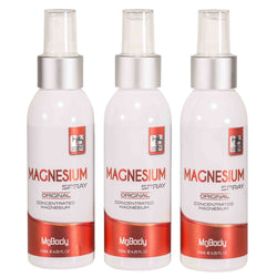 Magnesium Spray 3 Pack - Original 125ml