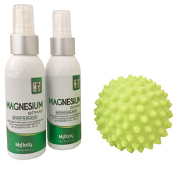 Sports Spray and Massage Ball