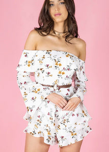 STARFLOWER PLAYSUIT